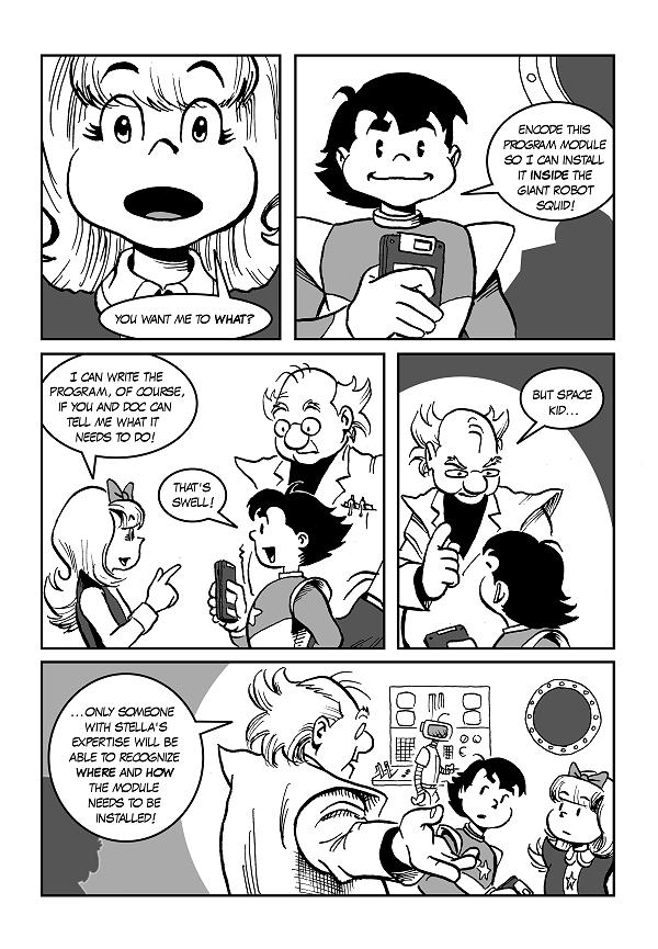 Stella's expertise