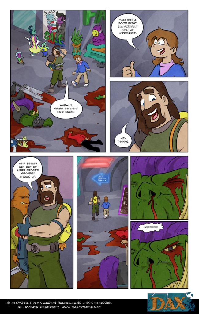Stowaway – Page 22