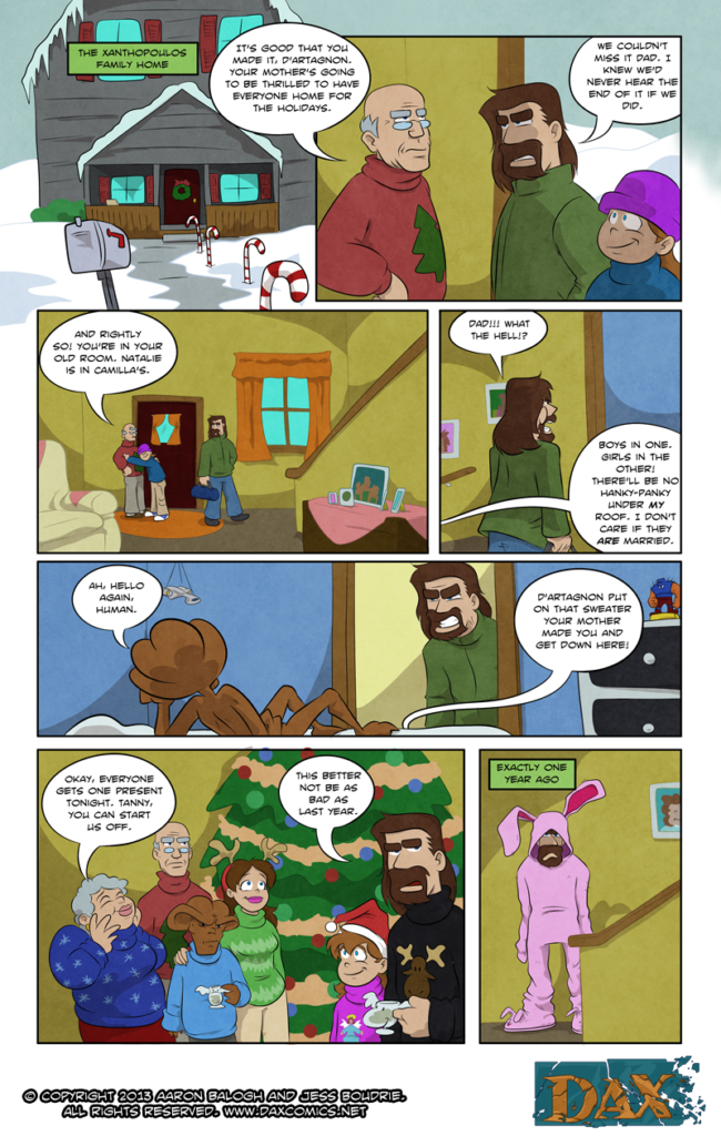 Adventures in Babysitting – Page 23
