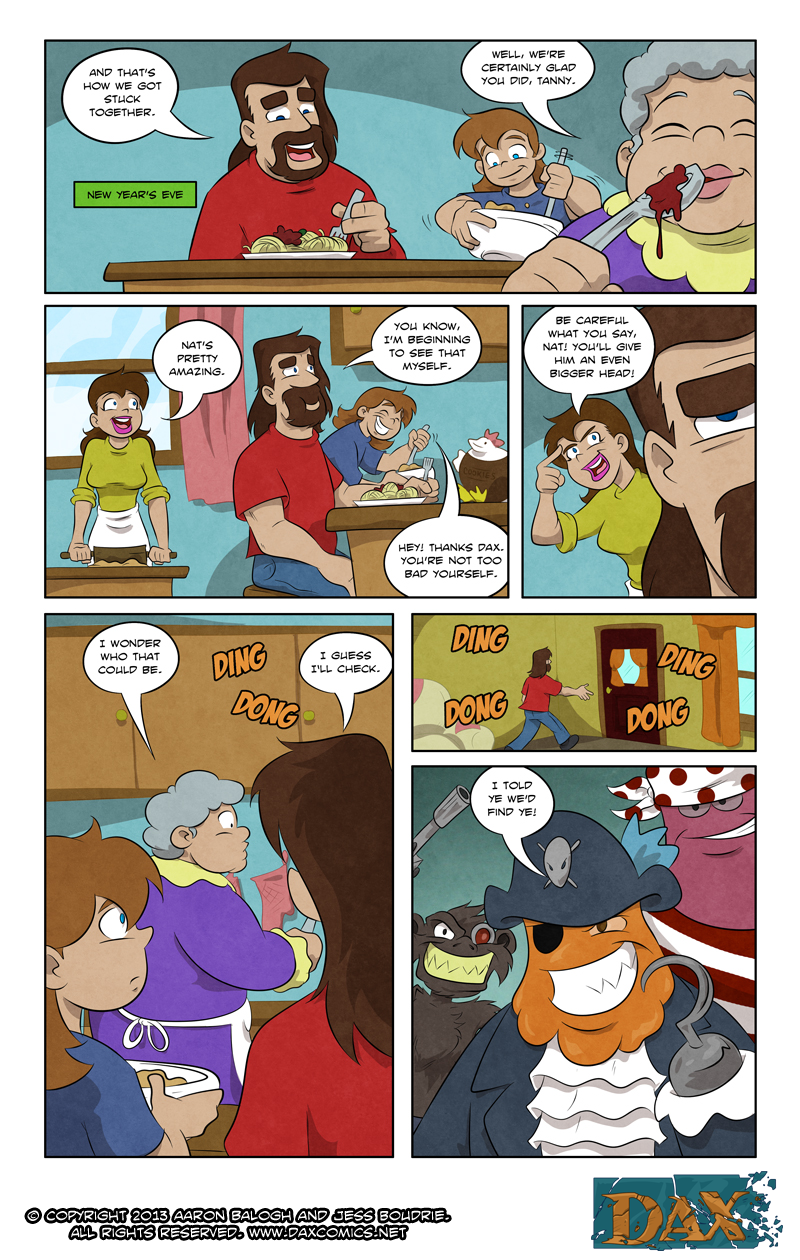 Adventures in Babysitting – Page 27