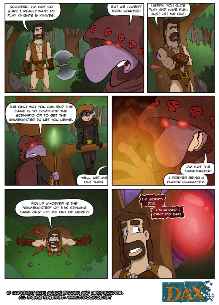 Questing – Page 13