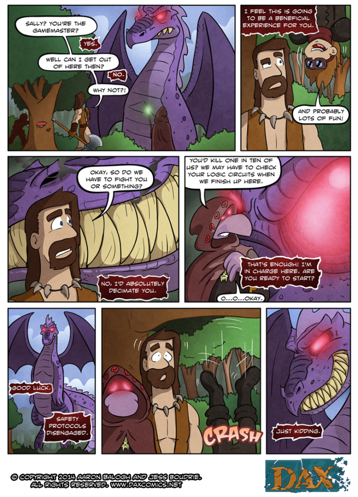 Questing – Page 14