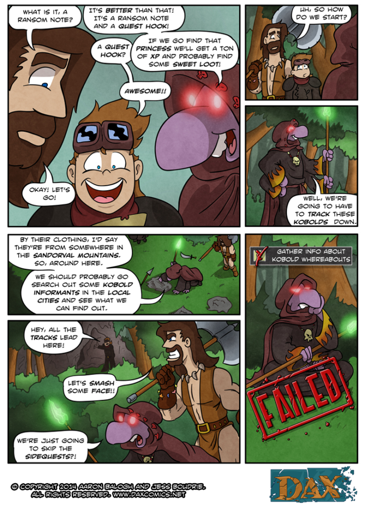 Questing – Page 20