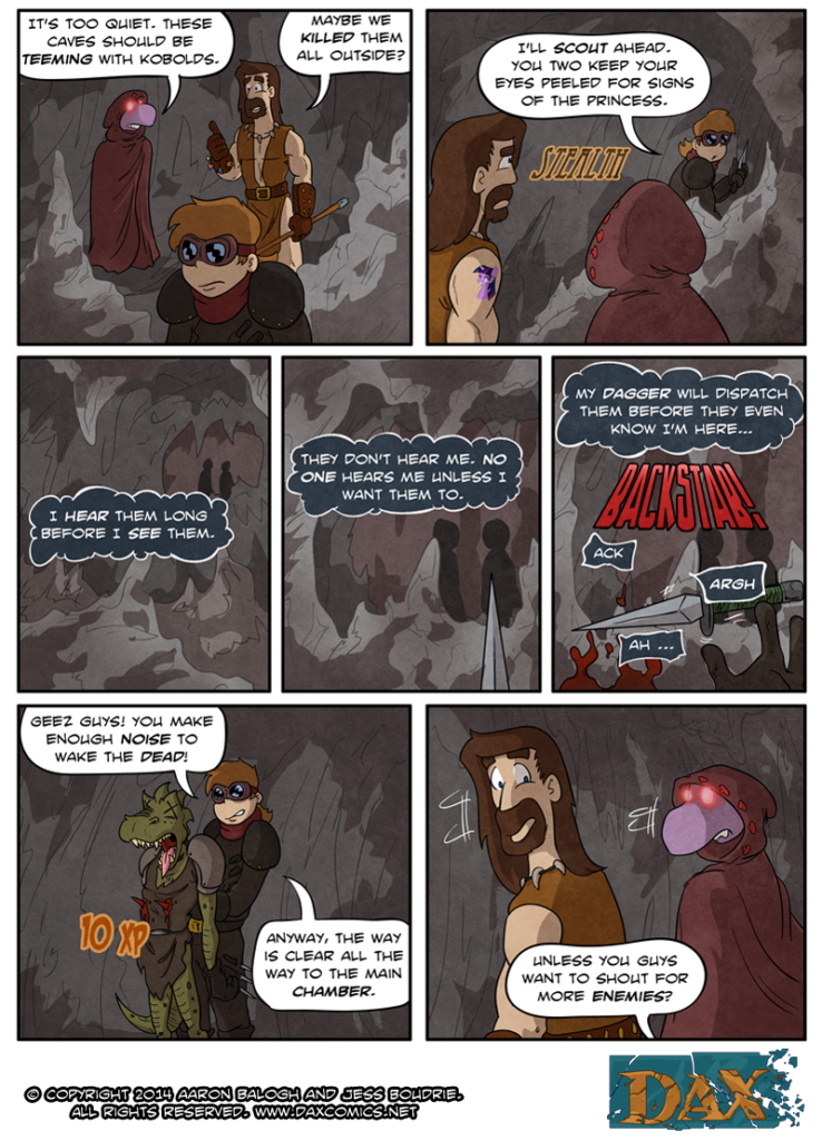 Questing – Page 21