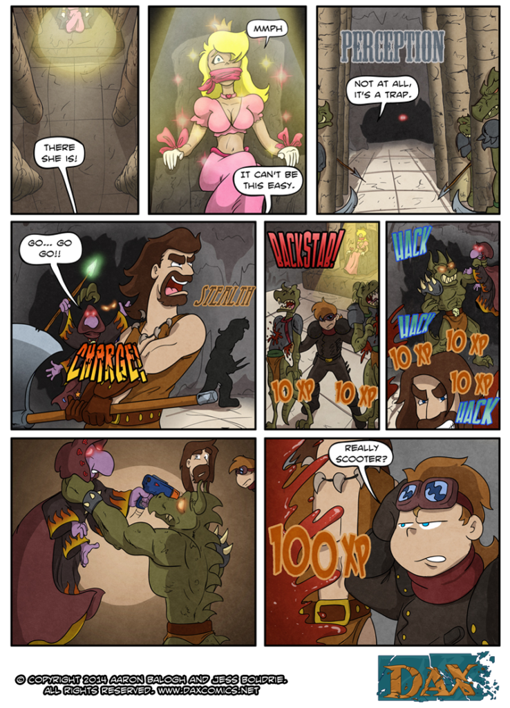 Questing – Page 22