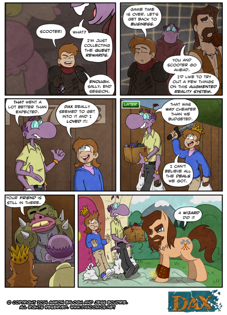 Questing – Page 24