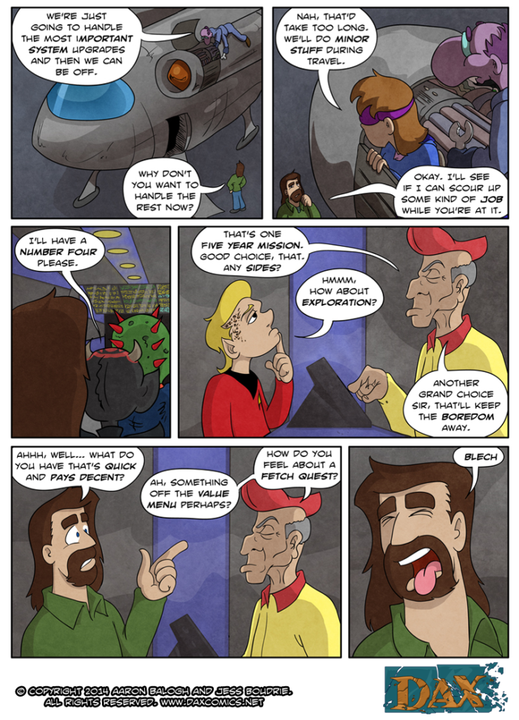 Questing – Page 27