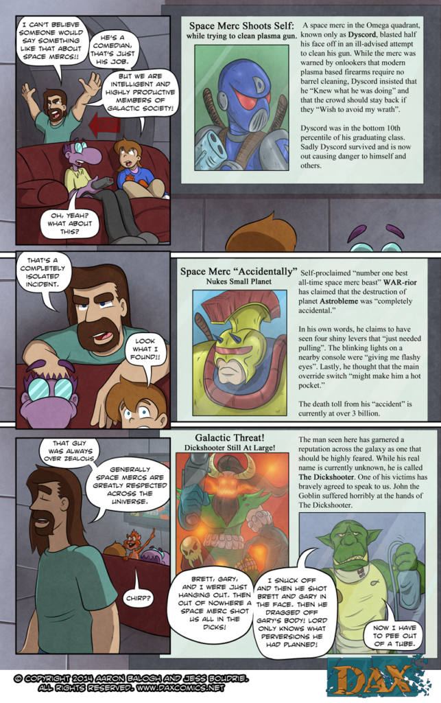The Fringe – Page 03