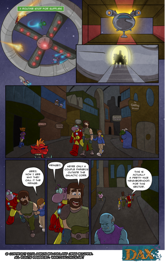 The Fringe – Page 05