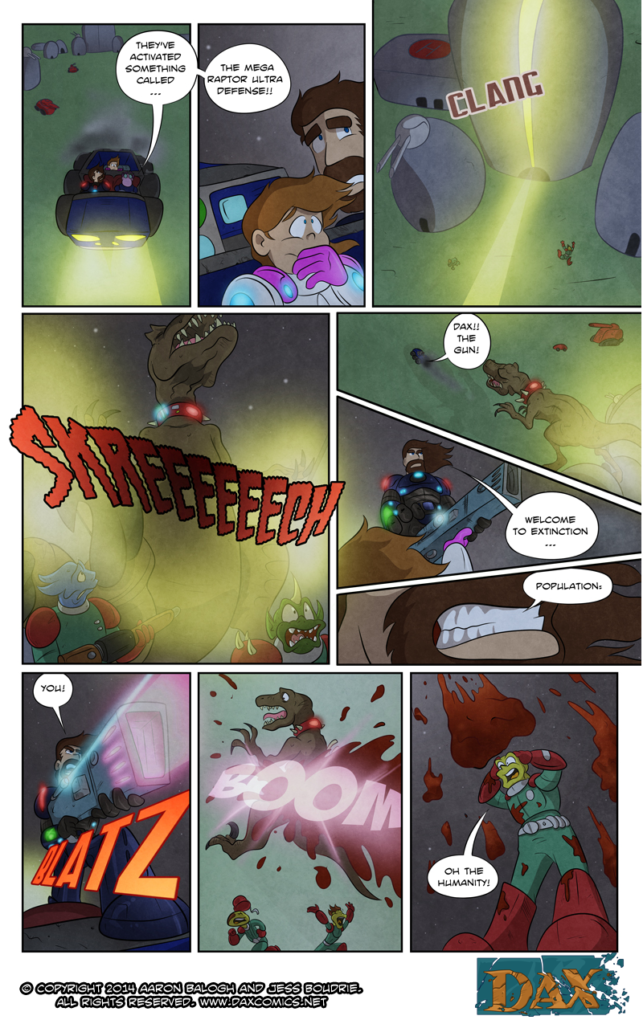 The Fringe – Page 12