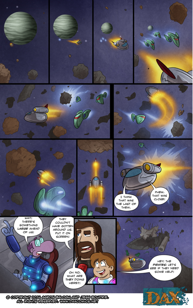 The Fringe – Page 13