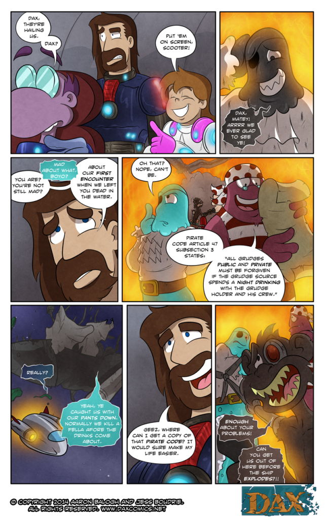 The Fringe – Page 14