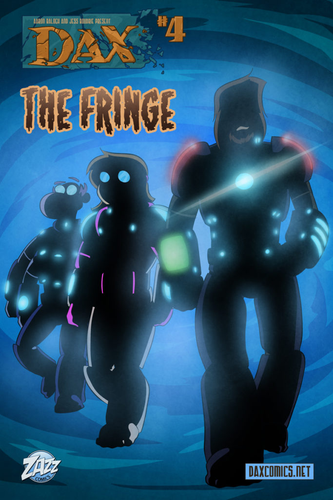 The Fringe – Cover