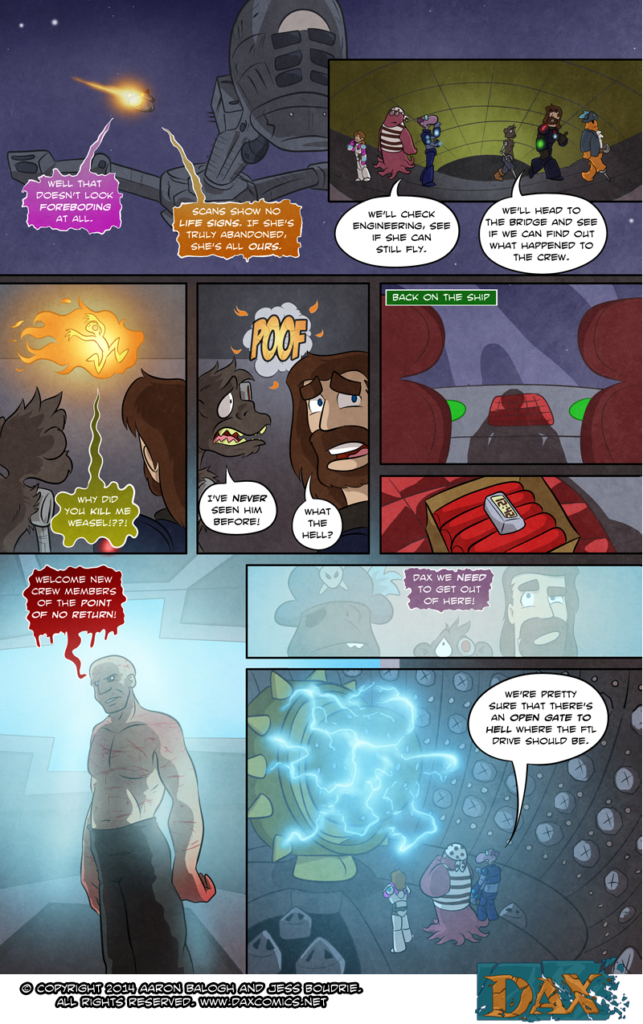 The Fringe – Page 25