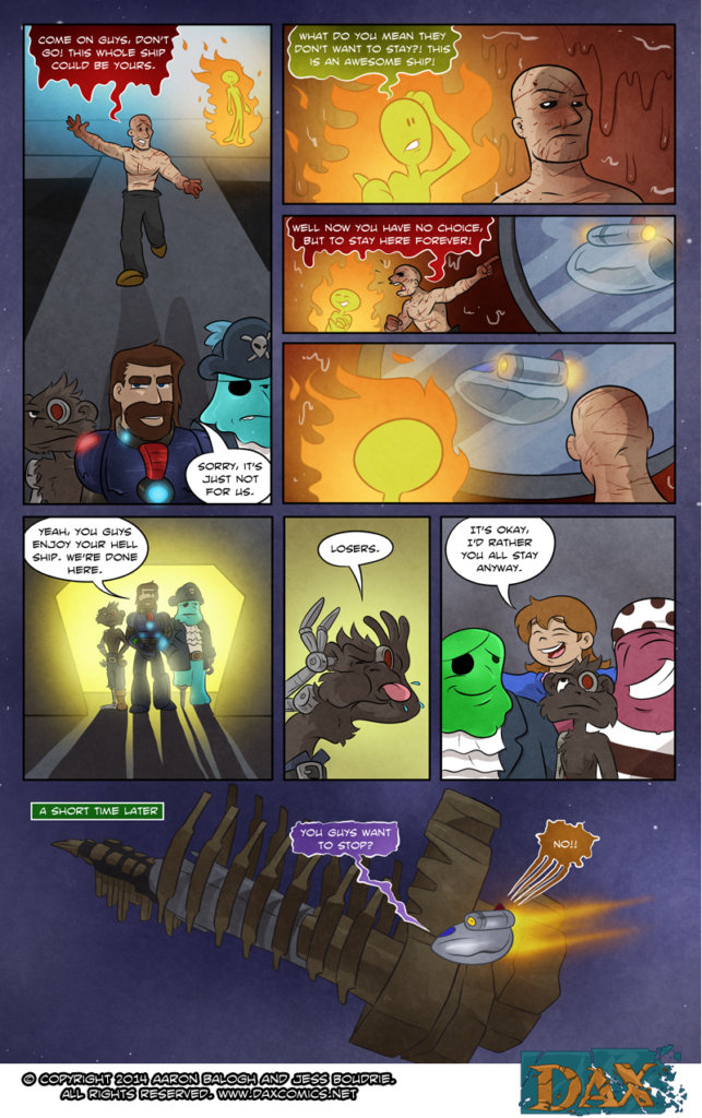 The Fringe – Page 27