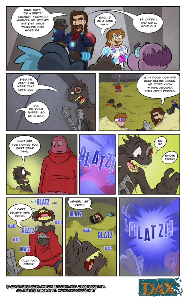 The Fringe – Page 29