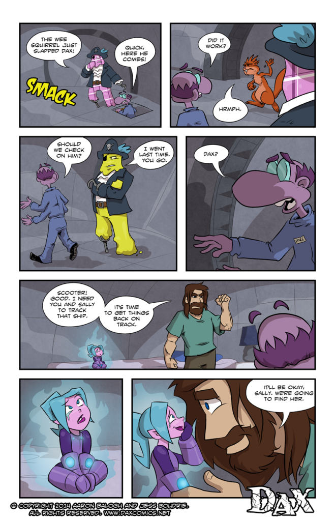 Fast Times at Arjnod High – 05
