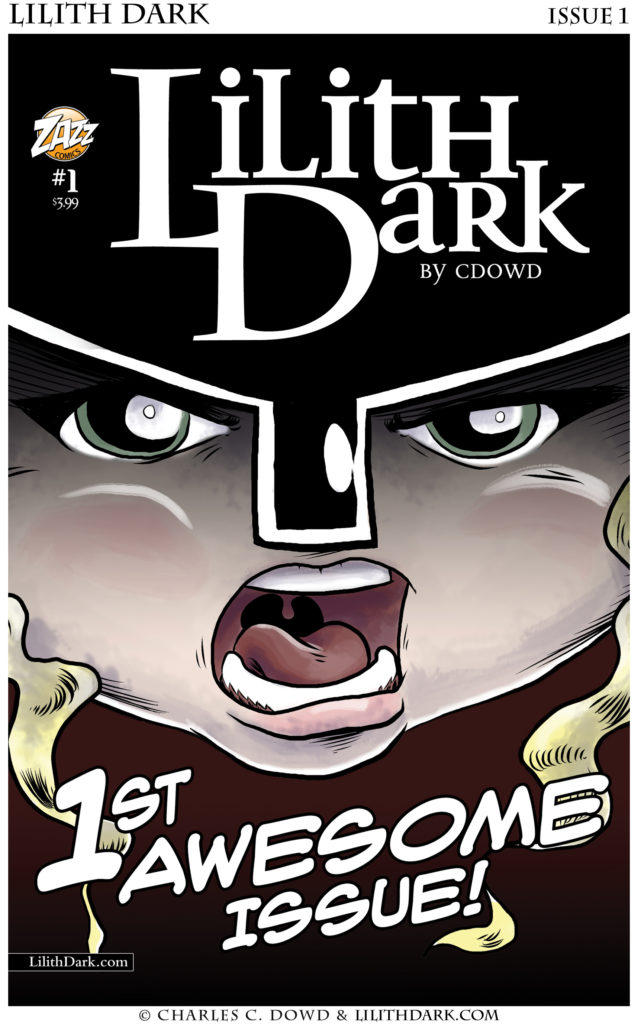 Lilith Dark Issue 1