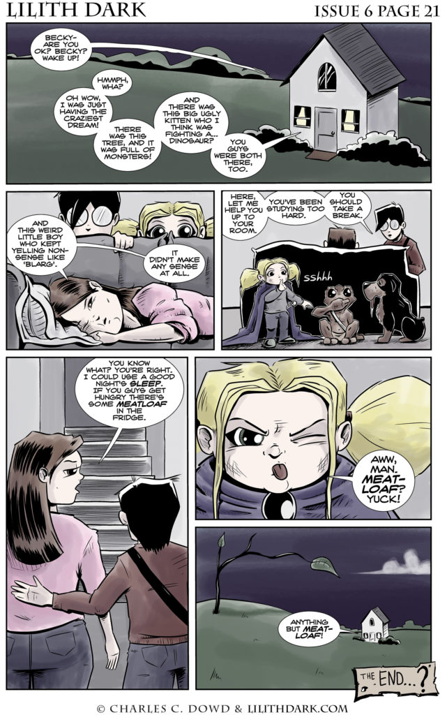 Lilith Dark Issue 6 Page 21