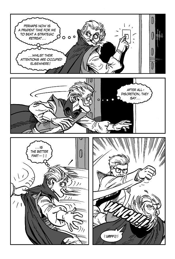 Space Kid comic ep 7 pg 41