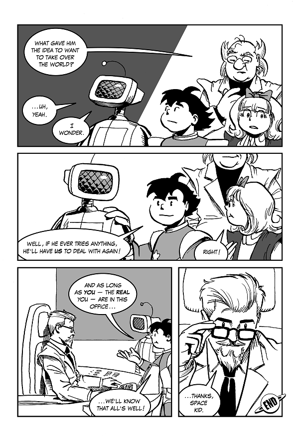 Space Kid Episode 7 page 45