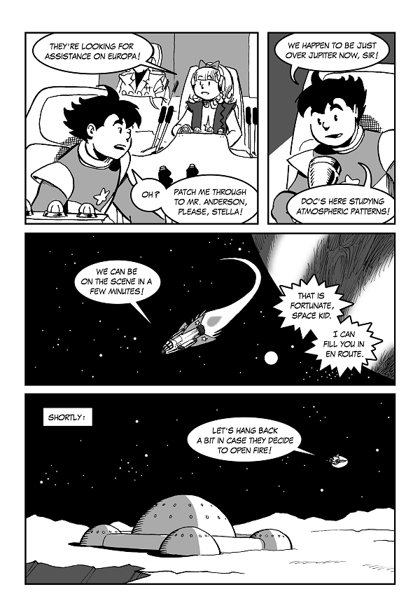 Space Kid Episode 8 page 4