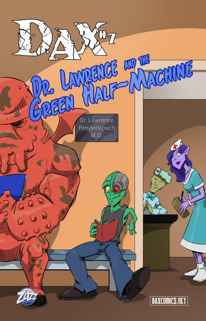 Green Machine Cover