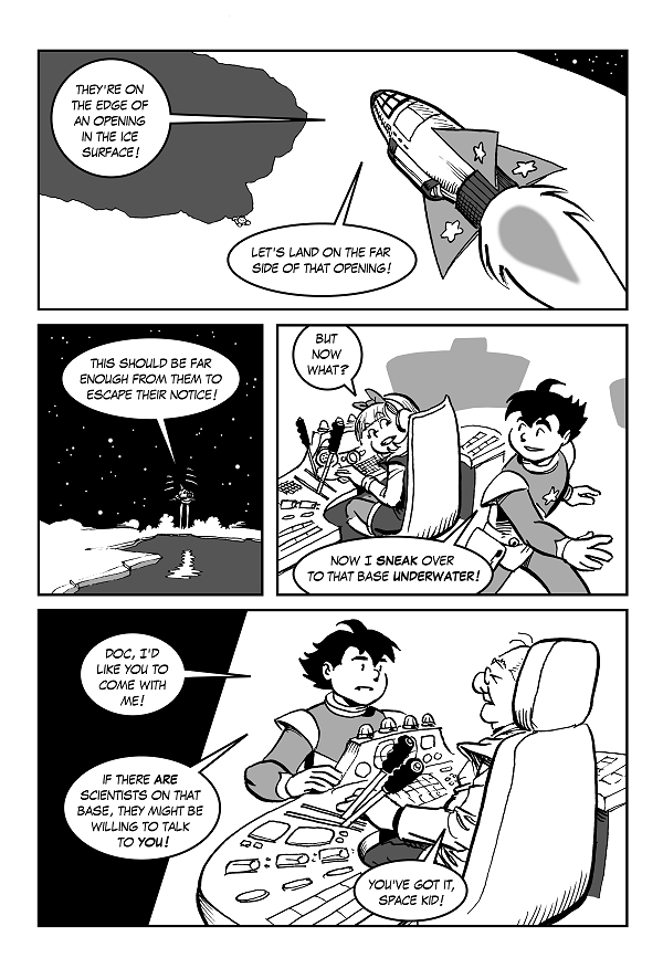 Space Kid Episode 8 page 7