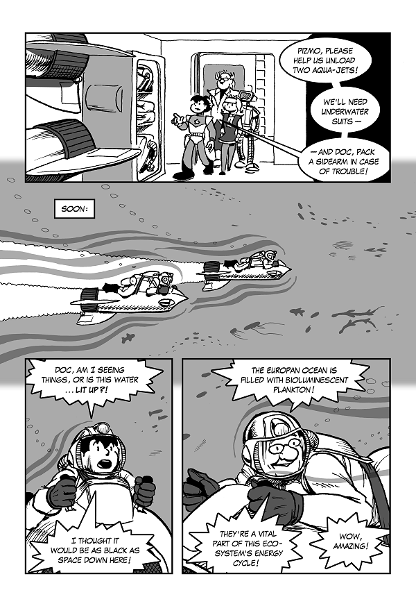 Space Kid Episode 8 page 8