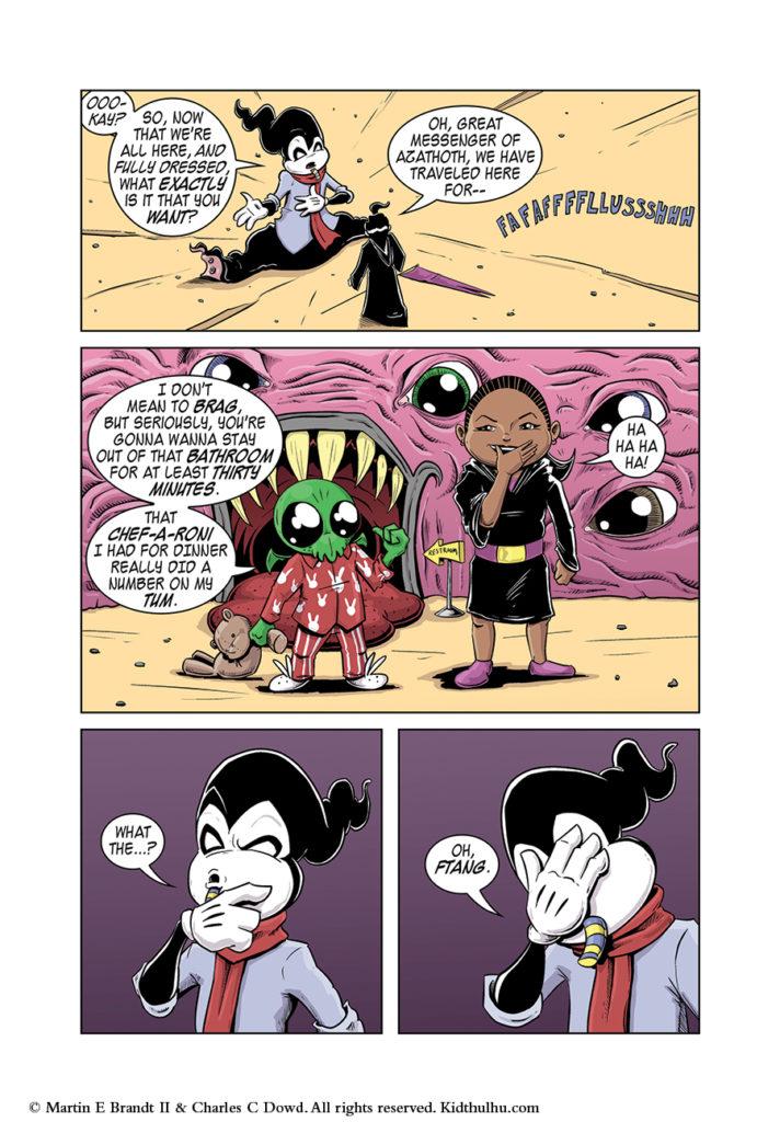 Kidthulhu Page 15