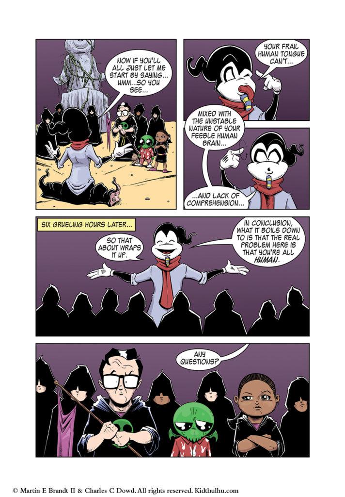 Kidthulhu Page 16