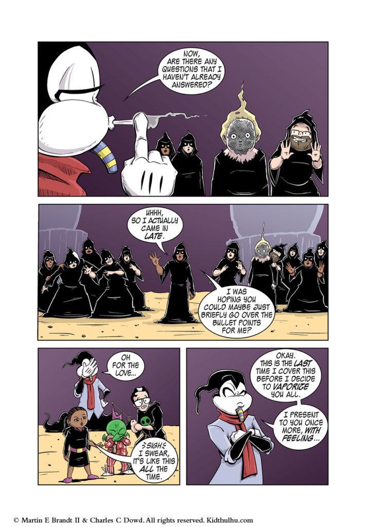 Kidthulhu Page 18
