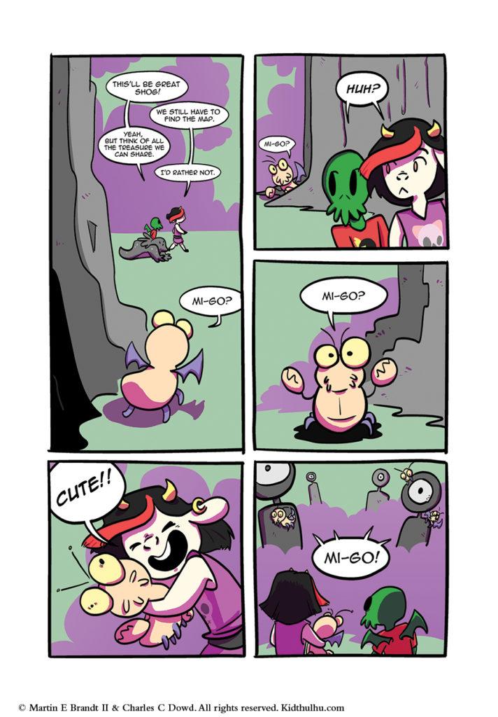 Kidthulhu Page 22