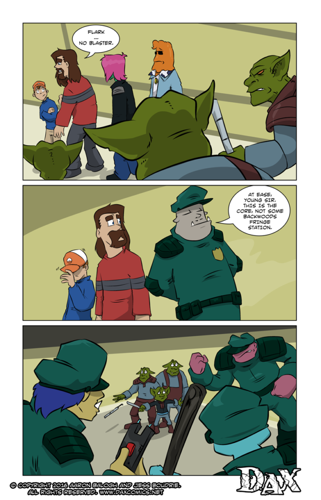 Green Machine 46