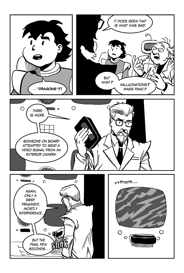 Space Kid comics Episode 9 pg 4