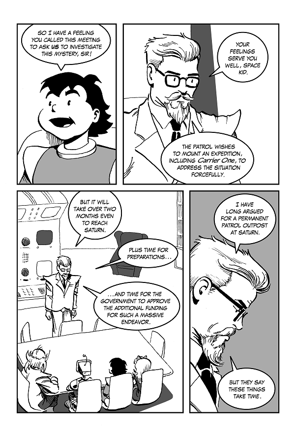 Space Kid comics episode 9 pg 7