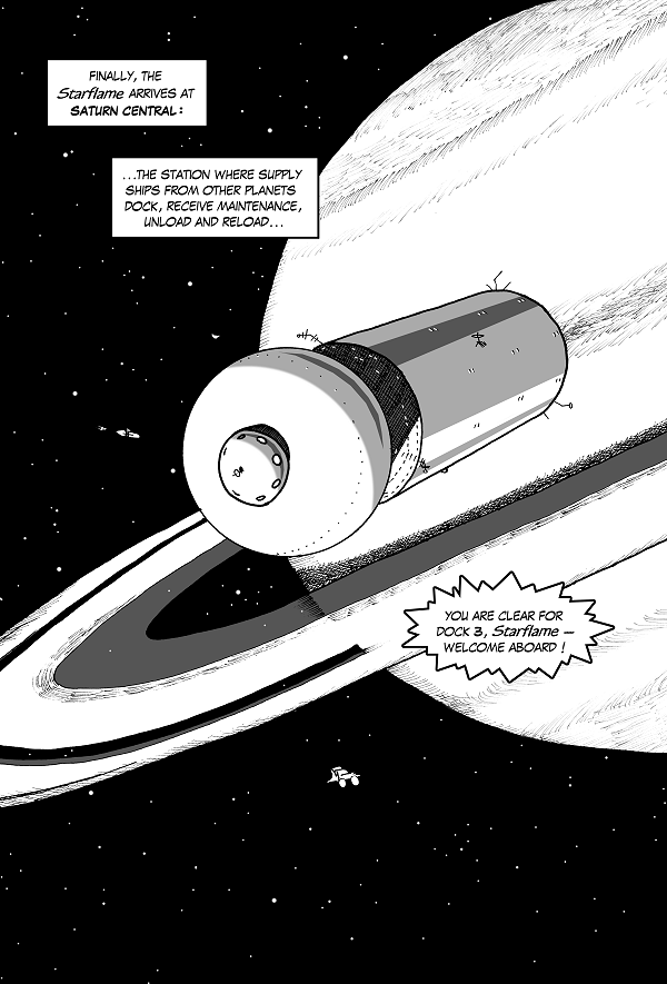 Space Kid comics episode 9 pg 12